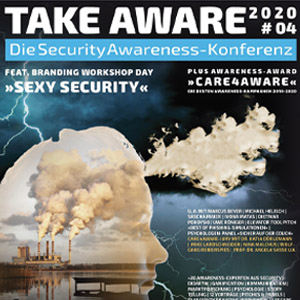 TAKE AWARE und SEXY SECURITY 2020